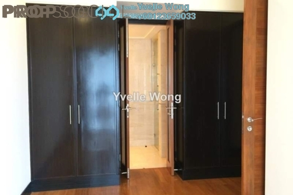 Condominium For Rent in The Binjai On The Park, KLCC Freehold Semi Furnished 3R/4B 12k