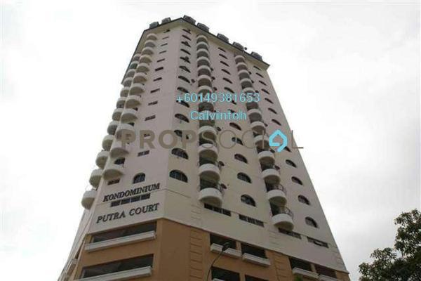 Condominium For Rent in Putra Court, Putra Freehold Fully Furnished 3R/2B 1.75k
