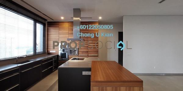 Condominium For Rent in Serai, Bangsar Freehold Semi Furnished 4R/5B 18k