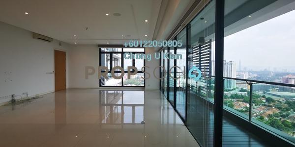 Condominium For Rent in Zehn Bukit Pantai, Bangsar Freehold Semi Furnished 4R/5B 11k