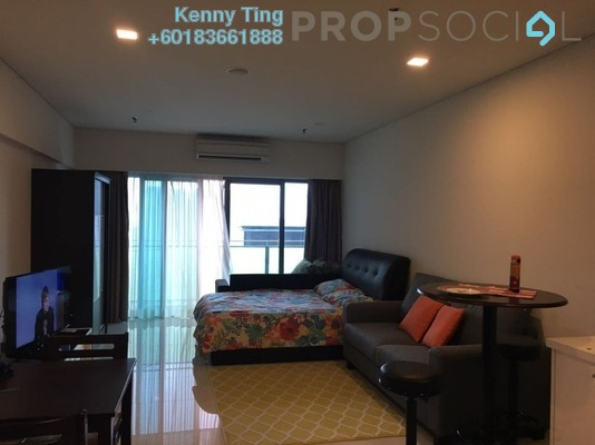 SoHo/Studio For Rent in Summer Suites, KLCC Freehold Fully Furnished 0R/1B 2k