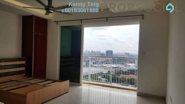 SoHo/Studio For Rent in Ritze Perdana 2, Damansara Perdana Freehold Semi Furnished 0R/1B 1.35k