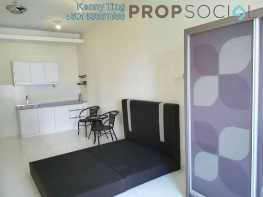 SoHo/Studio For Rent in Neo Damansara, Damansara Perdana Freehold Semi Furnished 0R/1B 1.25k