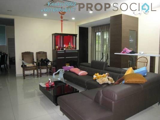 Semi-Detached For Sale in Taming Mutiara, Bandar Sungai Long Freehold Semi Furnished 6R/6B 1.25m