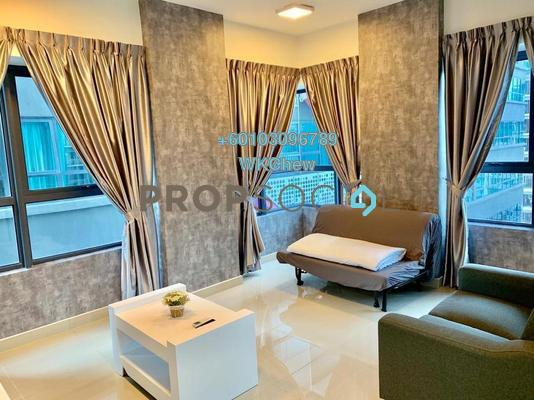 Serviced Residence For Rent in Arte +, Jalan Ampang Freehold Fully Furnished 3R/2B 1.8k