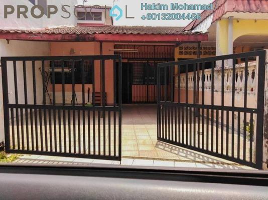 Terrace For Sale in Taman Sri Serdang, Seri Kembangan Freehold Unfurnished 3R/1B 420k