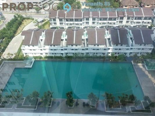 Condominium For Rent in Scenaria, Segambut Freehold Semi Furnished 3R/2B 1.7k