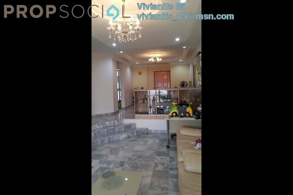 Condominium For Sale in Casa Mila, Selayang Leasehold Fully Furnished 3R/2B 400k