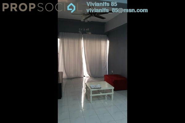 Condominium For Sale in Prima Saujana, Kepong Leasehold Fully Furnished 3R/2B 328k
