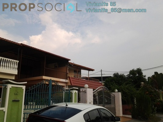 Terrace For Sale in Taman Kepong, Kepong Freehold Unfurnished 4R/3B 828k