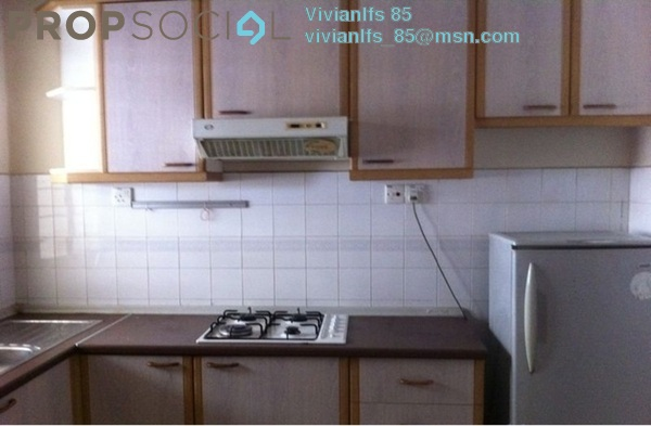 Condominium For Rent in Paradesa Rustica, Bandar Sri Damansara Freehold Semi Furnished 3R/2B 1.25k