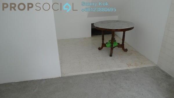 Terrace For Rent in SS2, Petaling Jaya Freehold Unfurnished 4R/0B 1.9k