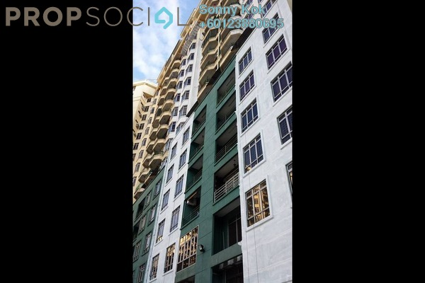 Condominium For Rent in Impian Heights, Bandar Puchong Jaya Freehold Semi Furnished 3R/2B 900translationmissing:en.pricing.unit