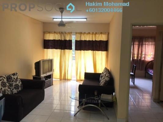 Apartment For Sale in Flora Damansara, Damansara Perdana Freehold Semi Furnished 3R/2B 240k