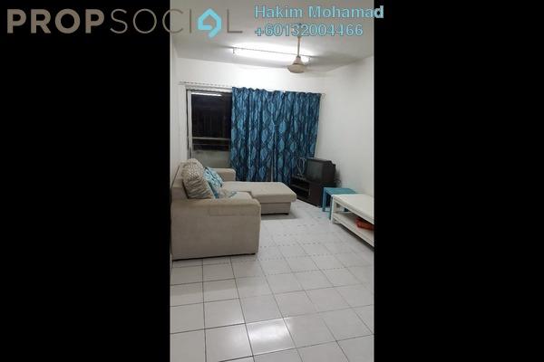 Apartment For Sale in Flora Damansara, Damansara Perdana Freehold Semi Furnished 3R/2B 228k