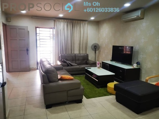 Terrace For Sale in Taman Putra Prima, Puchong Freehold Unfurnished 4R/3B 720k