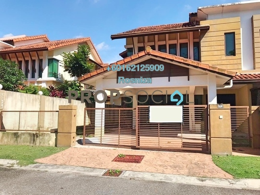 Semi-Detached For Sale in Country Heights Kajang, Kajang Freehold Unfurnished 4R/4B 1.6m