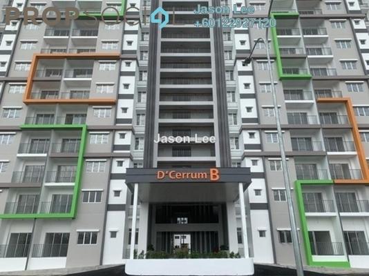 Condominium For Rent in D'Cerrum @ Setia EcoHill, Semenyih Freehold Unfurnished 3R/2B 700translationmissing:en.pricing.unit