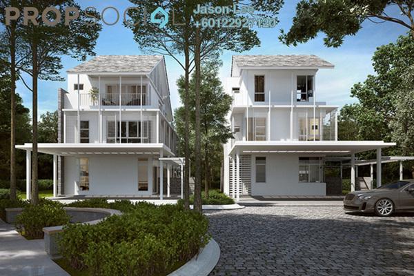 Townhouse For Sale in Senja, Seri Kembangan Freehold Semi Furnished 4R/6B 1.39m