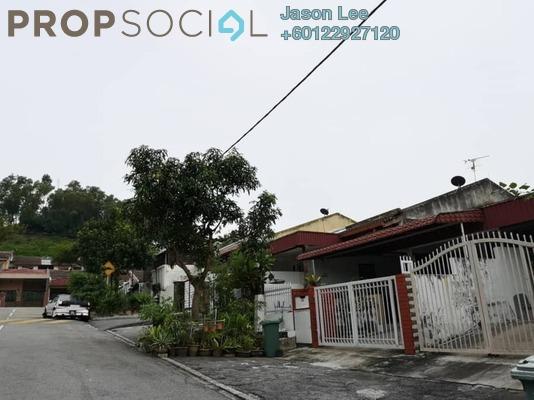 Terrace For Sale in Taman Bukit Cheras, Cheras Freehold Semi Furnished 3R/2B 500k