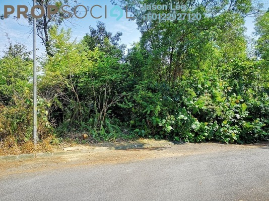 Land For Sale in Taman Lestari Perdana, Bandar Putra Permai Freehold Unfurnished 0R/0B 480k