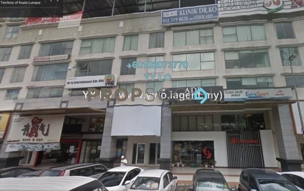 Shop For Rent in Fraser Business Park, Sungai Besi Freehold Unfurnished 0R/0B 9k