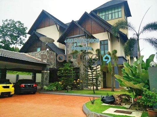 Bungalow For Sale in Country Heights Kajang, Kajang Freehold Unfurnished 8R/8B 5.2m