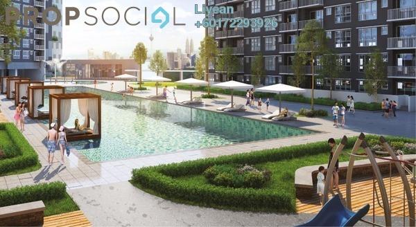Condominium For Sale in Platinum Splendor Residence, Kuala Lumpur Leasehold Unfurnished 4R/2B 480k