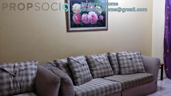 Condominium For Rent in Vista Komanwel, Bukit Jalil Freehold Fully Furnished 0R/0B 2k