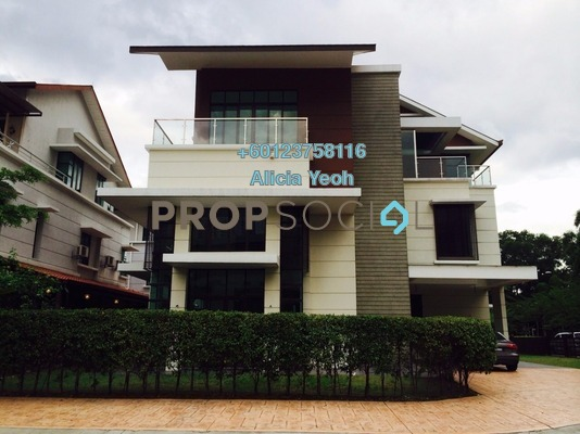 Bungalow For Sale in USJ 17, UEP Subang Jaya Freehold Unfurnished 6R/5B 2.95m