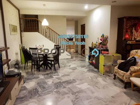 Terrace For Sale in USJ 12, UEP Subang Jaya Freehold Semi Furnished 3R/2B 1.15m