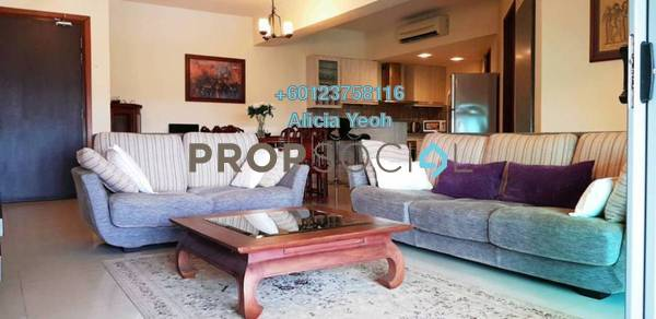 Condominium For Rent in Saujana Residency, Subang Jaya Freehold Fully Furnished 3R/2B 4k