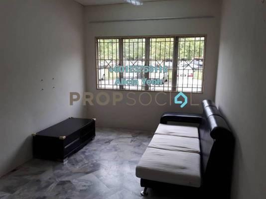 Condominium For Rent in Sri Cempaka Apartment, Bandar Puteri Puchong Freehold Fully Furnished 3R/2B 1.1k