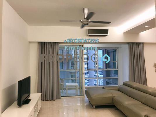 Condominium For Rent in Kiaraville, Mont Kiara Freehold Fully Furnished 3R/4B 4.8k