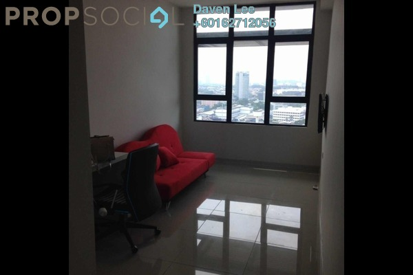 Condominium For Rent in Centrestage, Petaling Jaya Freehold Fully Furnished 0R/1B 1.3k