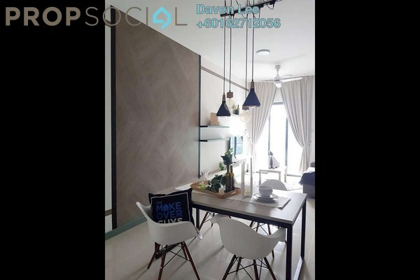 Condominium For Rent in South View, Bangsar South Freehold Fully Furnished 2R/2B 2.3k