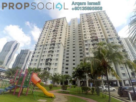 Apartment For Sale in Menara Orkid, Sentul Freehold Unfurnished 3R/2B 300k