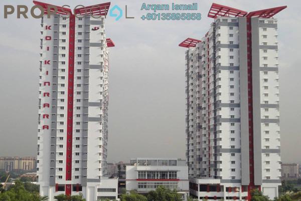Condominium For Sale in Koi Kinrara, Bandar Puchong Jaya Freehold Fully Furnished 3R/2B 570k