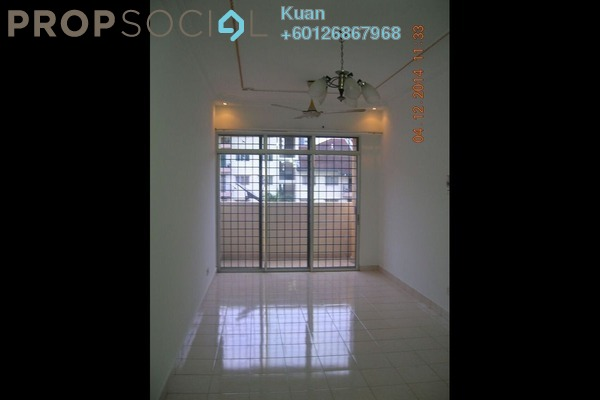 Apartment For Rent in Damansara Sutera, Kepong Freehold Semi Furnished 3R/2B 1.15k