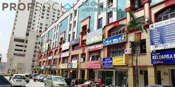 Shop For Rent in Pelangi Damansara Sentral, Mutiara Damansara Leasehold Unfurnished 0R/0B 6.5k