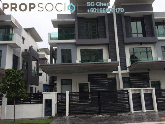Semi-Detached For Rent in USJ 1, UEP Subang Jaya Freehold Semi Furnished 5R/5B 6k