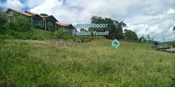 Land For Sale in Janda Baik, Pahang Freehold Unfurnished 0R/0B 2.2m