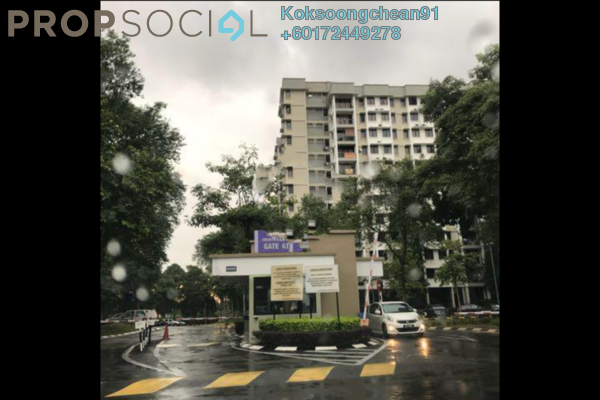 Condominium For Rent in Cyberia SmartHomes, Cyberjaya Freehold Fully Furnished 3R/2B 1.2k