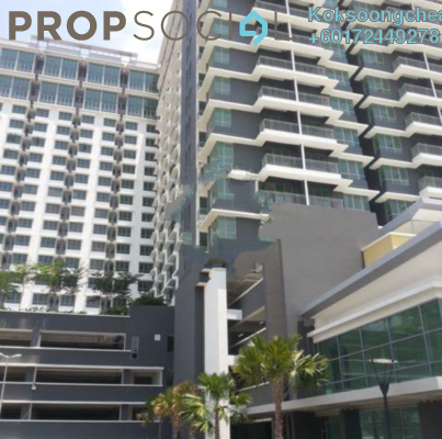 Condominium For Rent in Vega Residensi, Cyberjaya Freehold Fully Furnished 1R/1B 1.3k