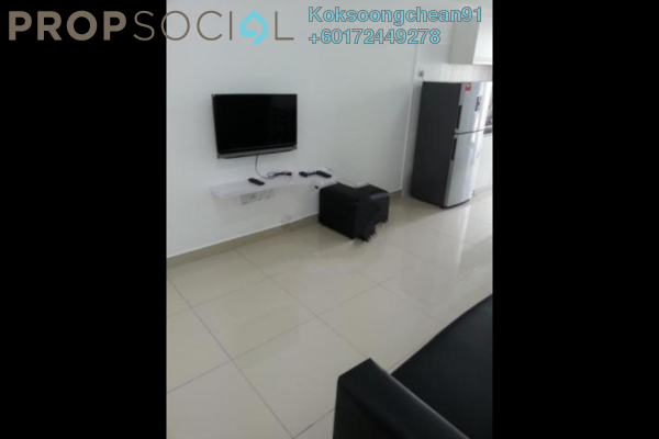 Condominium For Rent in The Domain, Cyberjaya Freehold Fully Furnished 3R/1B 1.8k