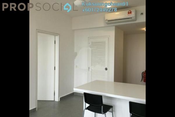 Apartment For Rent in Kanvas, Cyberjaya Freehold Semi Furnished 1R/1B 1.3k