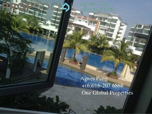 Condominium For Rent in Taman Skudai Baru, Skudai Freehold Semi Furnished 3R/3B 1.9k