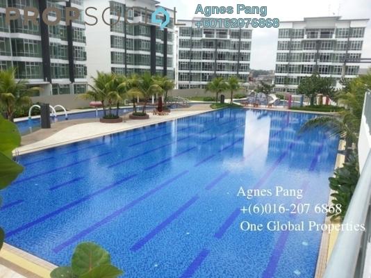 Condominium For Sale in Taman Skudai Baru, Skudai Freehold Fully Furnished 3R/3B 680k