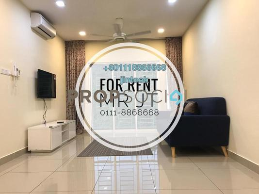 Condominium For Rent in Metropolitan Square, Damansara Perdana Freehold Fully Furnished 2R/2B 2.2k