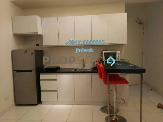 Condominium For Rent in Neo Damansara, Damansara Perdana Freehold Fully Furnished 1R/1B 1.4k